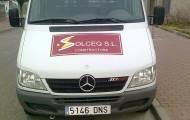Maquinaria y mantenimiento - Basculante - Solceq
