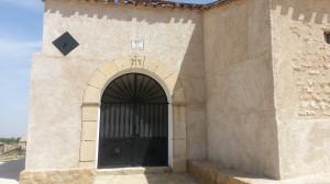 Ermita de San Bartolomé en Tosos - 20140609_120019_España