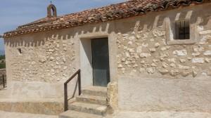 Ermita de San Bartolomé en Tosos - 20140609_120041_España