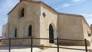 Ermita de San Bartolomé en Tosos - 20140609_120114_España