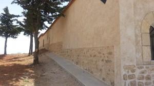 Ermita de San Bartolomé en Tosos - 20140609_120206_España