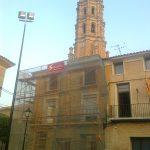 Iglesia de Villamayor de Gallego (Zaragoza)