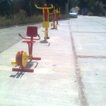 Parques de mayores - Obras singulares - Solceq