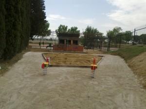 Parques infantiles - 13052011730
