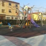 Parques infantiles - Obras singulares - Solceq