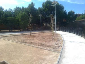 Parques públicos - Foto3030